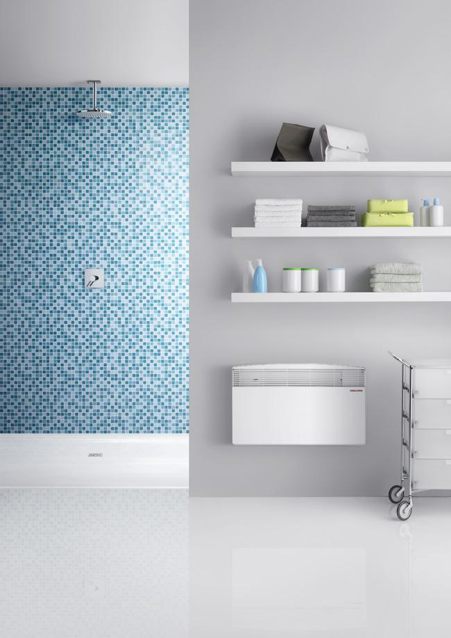 Bathroom Electric Heaters Wall Mount