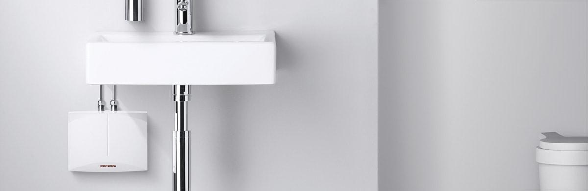Mini Single Handwashing Sink Tankless Electric Water