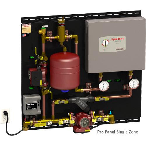 Hydroshark 174 Modular Panel System For Radiant Floor Heating