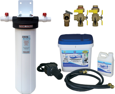 accessories for tankless water heaters | stiebel eltron usa