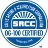 SRCC OG-100 Certified